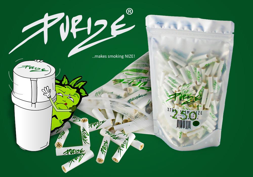 PURIZE® Filters Aktivkohlefilter